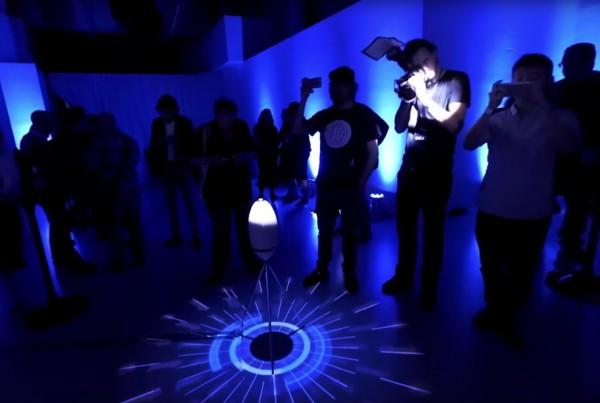 Samsung 360 Audio 360º Interactive video