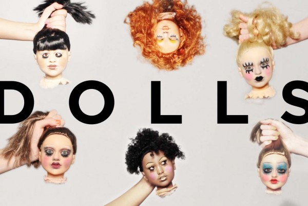 Mark Glenister - Freelance Filmmaker | Director - DoP - Editor | Hunger Magazine - Dolls_90072 fashion short