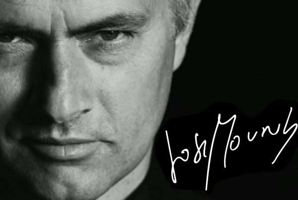 Braun - Jose Mourinho Mark Glenister Film | Creative Content and Full Service Video Production made for braun with Rankin Film