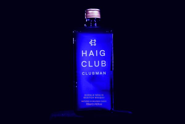 Haig Club - Clubman Bottle Reveal created by Mark Glenister Film | Creative Content and Full Service Video Production